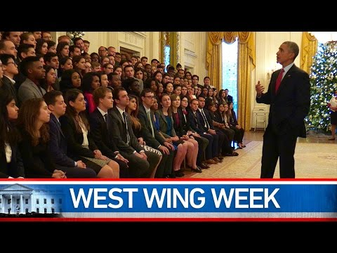 West Wing Week: White House Intern Edition