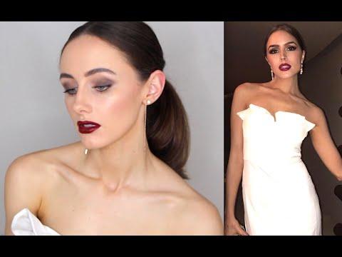 Olivia Culpo Inspired Makeup & Hair