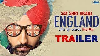 Sat Shri Akaal England (Trailer) Ammy Virk, Monica Gill | Rel 17th Nov | Punjabi Comedy Movie 2017