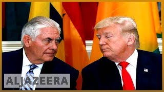 🇺🇸 What does Secretary of State Rex Tillerson