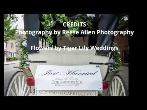 Emily & Sean: A Dream Wedding 6/21/2014 Charleston, SC