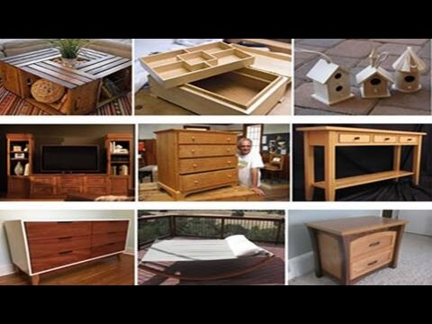 collection of woodworking plans - woodworking blueprints