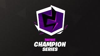 Fortnite Champion Series Season X Finals - Map Day 2