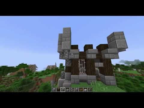 Minecraft - Castle Building livestream