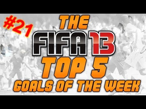 FIFA 13 | Top 5 Goals of the Week #21