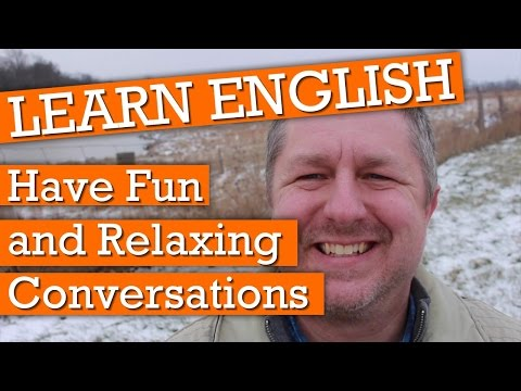 How to Have Enjoyable English Conversations