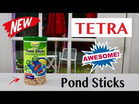 😍   TETRA Pond Sticks for Goldfish & Koi - Review    ✅