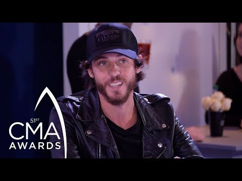 Chris Janson | 51st CMA Awards Radio Remote | CMA