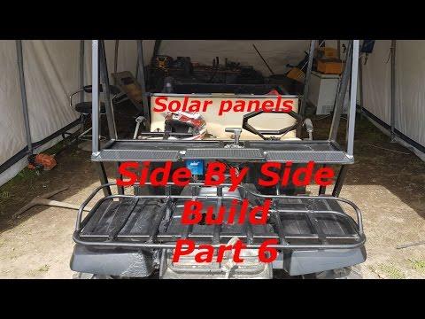 2 Seater Go Kart Built From ATV Part 6