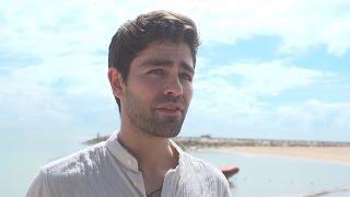 Interview with actor Adrian Grenier at World Ocean Summit 2017