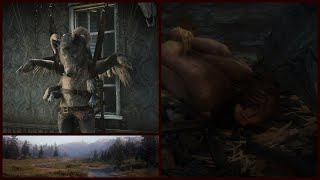 red dead redemption werewolf