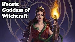Hecate: Goddess of Witchcraft \u0026 Necromancy - (Greek Mythology Explained)