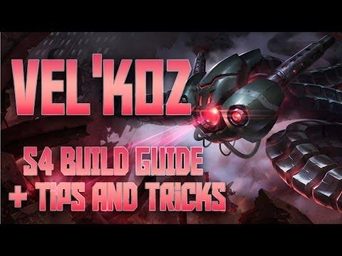 Vel Koz - S4 Build & Guide - League of Legends