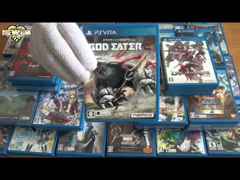 PS Vita - World's Largest Collection - September 2014