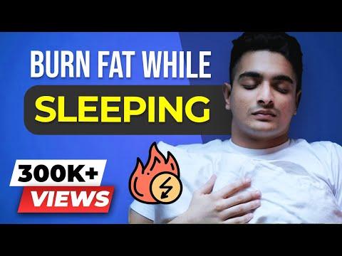SLEEP to BURN FAT - How to sleep better : TOP 5 Tips | BeerBiceps Weight Loss Advice