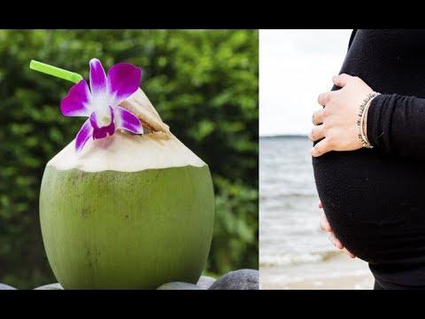 Benefits of Coconut Water in Pregnancy