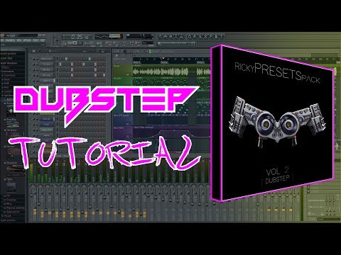 Fl Studio - Dubstep Drop & Melody Tutorial [ Free samples pack download ]