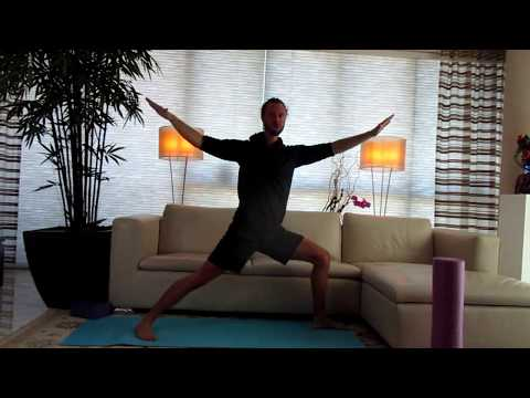 Standing Lunges and Standing Series: Yoga With Matthew
