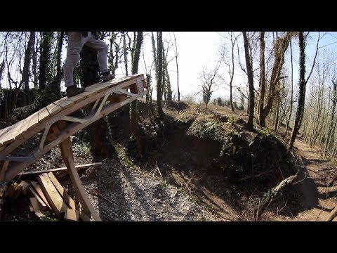 THE MTB CANYON GAP GOT RIPPED OUT!!!!