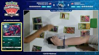 2018 Pokémon Oceania International Championships: TCG Junior Finals
