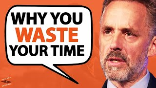 """""""THIS IS Why Most People Are LAZY & UNMOTIVATED IN LIFE!""""   Jordan Peterson & Lewis Howes"""