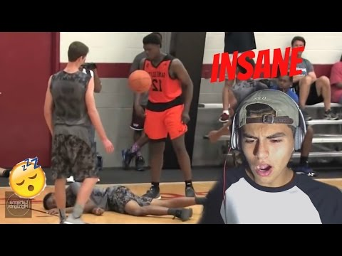 ZION WILLIAMSON IS PUTTING PEOPLE TO SLEEP (REACTION VIDEO)