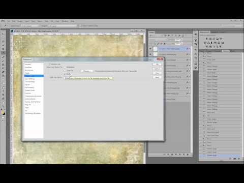 Save Your Document History in Photoshop