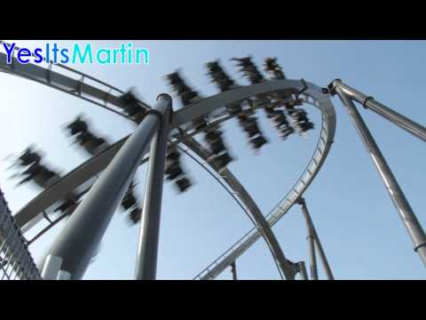 The SWARM | THORPE PARK Opening Day
