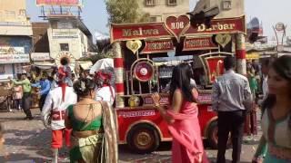 MALWA DARBAR BAND play garba in ranip