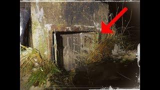 Lostplaces: Funktionsfähiger Bunker gefunden? I Kaum Zerstörung