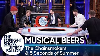 Download Musical Beers with The Chainsmokers and 5 Seconds of Summer Video