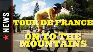 Tour De France Updates: Bradley Wiggins Takes Yellow Jersey Into Mountains of Stages 10 and 11