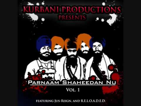 Tribute to Bhindranwale- Kurbani Productions