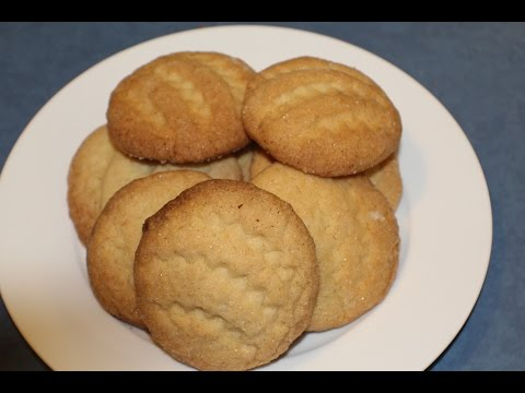 Crunchy Almond Cookies (Simple Baking)