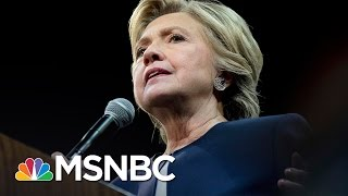 Hillary Clinton Makes Play For Historically Red Arizona | MSNBC