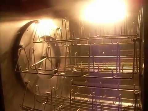 Hobart Chicken Rotisserie Oven and Warmer HR330 HW330