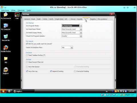 How to Configure ImgBurn to Burn Xbox 360 Games