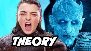 Game Of Thrones Season 7 Episode 2 Arya Theory Confirmed