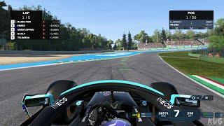 F1 2021 - Imola Circuit (Emilia-Romagna Grand Prix) - Gameplay (PS5 UHD) [4K60FPS]