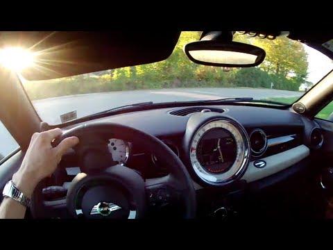 2012 Mini Cooper S Coupe - WINDING ROAD POV Test Drive