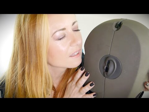 BINAURAL ASMR Whole Head Attention | Tapping, Ear Blowing, Soft Spoken for Sleep