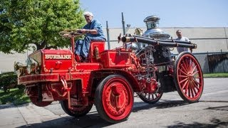 1914 Christie Fire Engine - Jay Leno