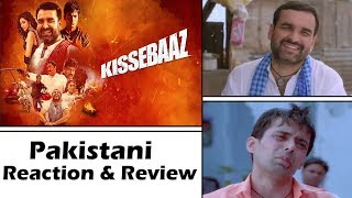 Kissebaaz Trailer | Pakistani Reacts | Hindi Movie | Pankaj Tripathi | Anupriya Goenka | Rahul Bagga