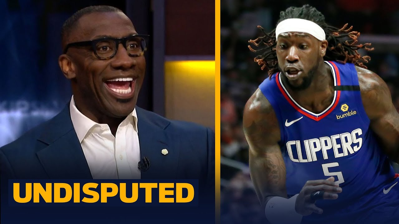 LeBron's Lakers addition of Montrezl Harrell outshines Clippers offseason moves   NBA   UNDISPUTED