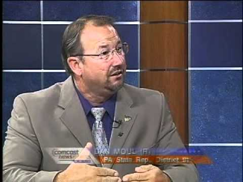 Rep. Moul on Property Tax/Rent Rebate Program