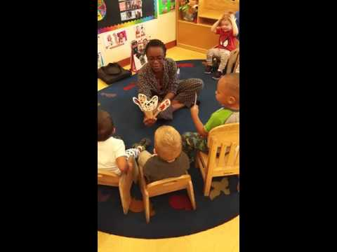 Mrs. Cats toddler circle time