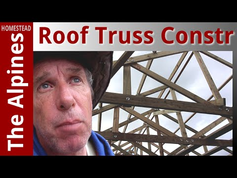 How to Save Dollars - Roof Truss Construction