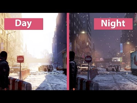 The Division Beta – Day/Night Cycle and dynamic Weather on PC PS4 and Xbox One