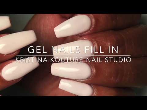 Gel Fill In | Kristina Kouture Nail Studio