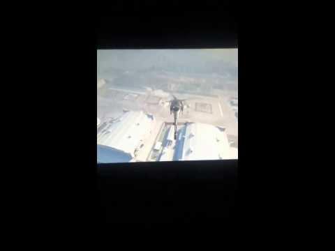 Stealing a jet on GTA 5 online